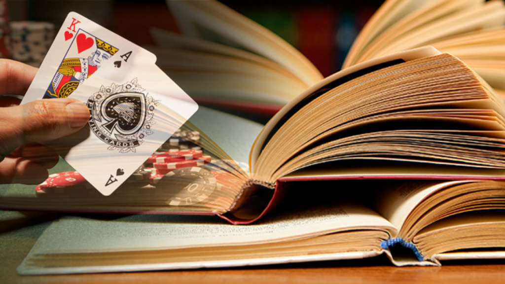 Blackjack böcker - Läs på och bli en bättre spelare